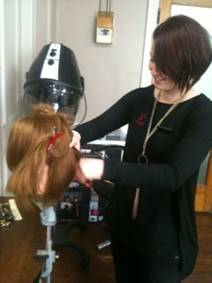 Lola Wigg Hair Cafe in Albury NSW