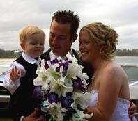 Mollymook Beach wedding